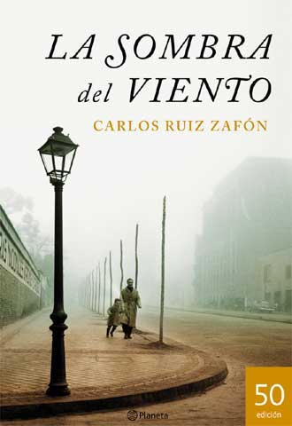 Carlos Ruiz Zafón: the Shadow of the Wind, 2001